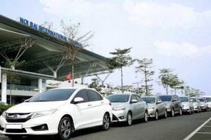Điểm danh các hãng taxi đi sân bay nội bài chất lượng giá rẻ
