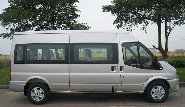 Giá xe 16 chỗ đi sân bay Nội Bài