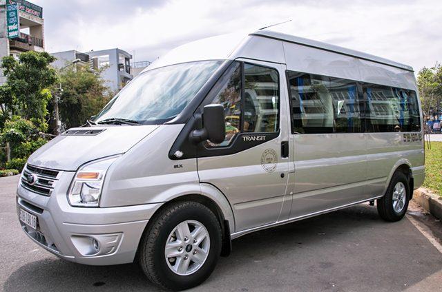 Cho thuê xe 16 chỗ đi sân bay Nội Bài