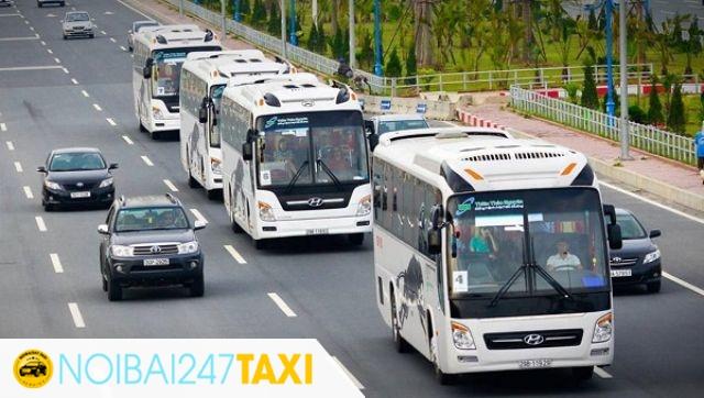 xe bus sân bay 2