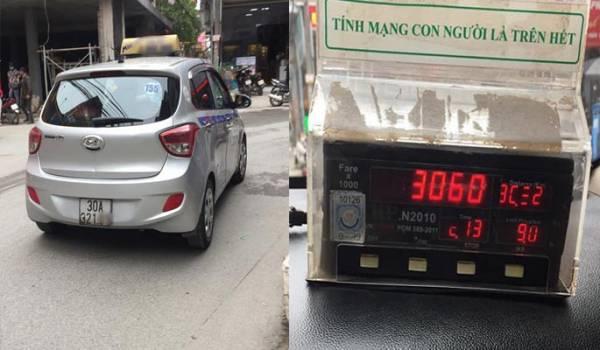 Kiểm tra đồng hồ km từ Nội Bài về Hải Phòng
