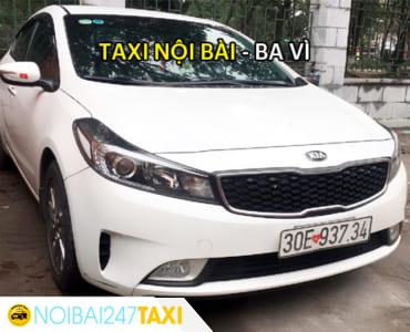 Taxi Nội Bài Ba Vì giá rẻ chỉ từ 450.000VNĐ – Ba Vì đi Nội Bài từ 480.000