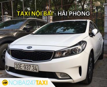 Taxi từ sân bay Nội Bài về Hải Phòng giá rẻ, trọn gói chỉ từ 1.070.000