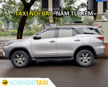 Taxi Nội Bài Nam Từ Liêm giá rẻ chỉ từ 240.000VNĐ – Nam Từ Liêm đi Nội Bài từ 210.000