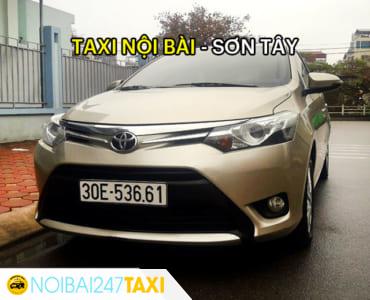 Taxi Nội Bài Sơn Tây giá rẻ chỉ từ 460.000VNĐ – Sơn Tây đi Nội Bài từ 470.000