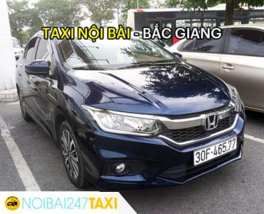 Taxi từ sân bay Nội Bài đi Bắc Giang giá rẻ, trọn gói chỉ từ 520,000 VNĐ