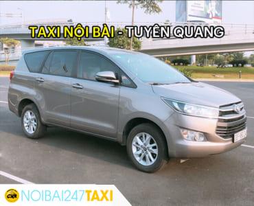 Taxi Nội Bài đi Tuyên Quang giá rẻ, trọn gói chỉ từ 930,000 VNĐ