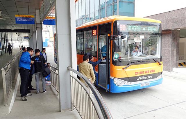 Đi từ sân bay Nội Bài về bến xe Giáp Bát