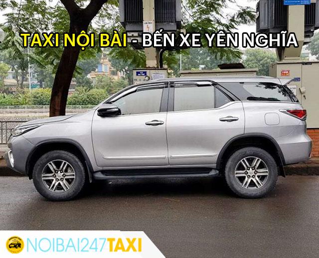 Taxi Nội Bài đi bến xe Yên Nghĩa