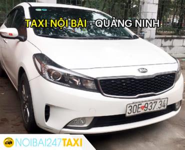 Taxi từ sân bay Nội Bài đi Quảng Ninh giá rẻ, trọn gói chỉ từ 1,550,000 VNĐ