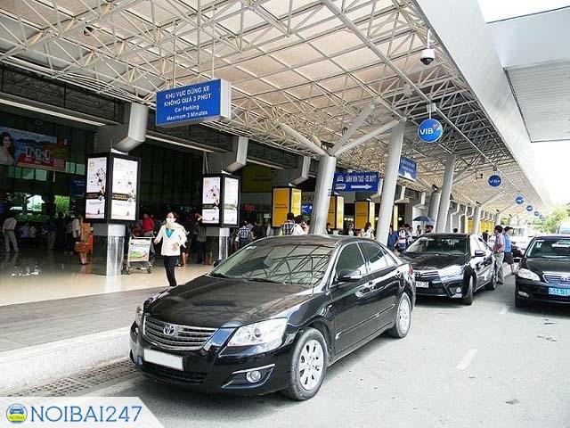 Giá taxi từ sân bay Nội Bài về bến xe Mỹ Đình mới nhất