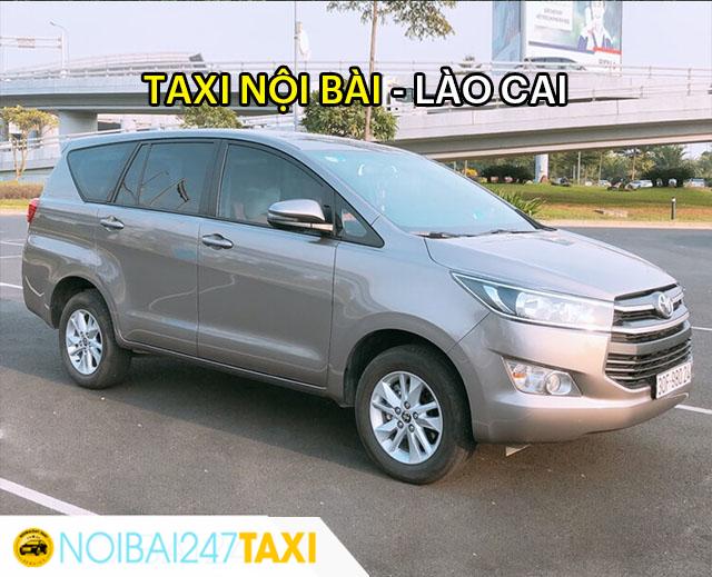 Taxi Nội Bài đi Lào Cai
