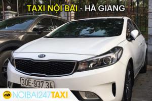 Cách đi từ sân bay Nội Bài về Hà Giang