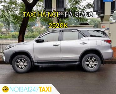 Taxi từ Hà Nội đi Hà Giang Giá Rẻ, Trọn Gói chỉ từ 2.520.000