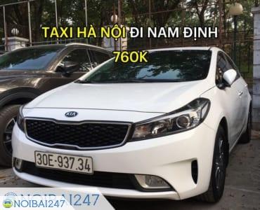Taxi từ Hà Nội đi Nam Định Giá Rẻ, Trọn Gói chỉ từ 760.000