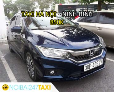 Taxi từ Hà Nội đi Ninh Bình Giá Rẻ, Trọn Gói chỉ từ 850.000