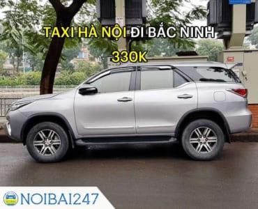 Taxi từ Hà Nội đi Bắc Ninh Giá Rẻ, Trọn Gói chỉ từ 330.000