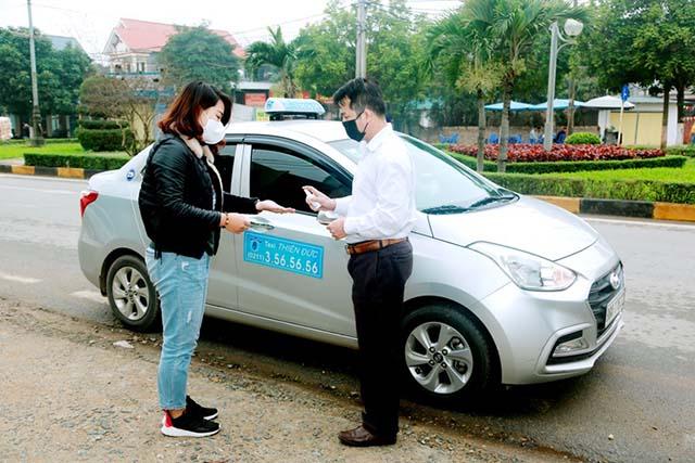 Giải quyết các sự cố khi đi taxi Hà Nội - Thái Nguyên