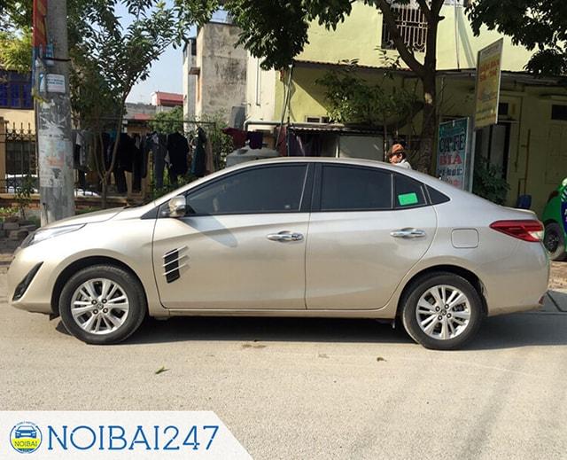 lợi ích khi đặt xe taxi nội bài đi điện biên của Nội Bài 247