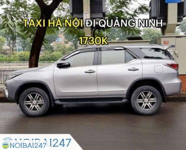 Taxi từ Hà Nội đi Quảng Ninh Giá Rẻ, Trọn Gói chỉ từ 1.730.000