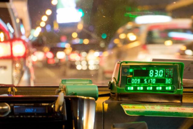 Quan sát đồng hồ đo km khi đi Hà Nội - Phú Thọ
