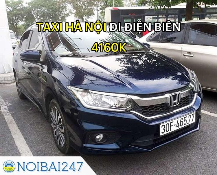 taxi nội bài - Điện Biên