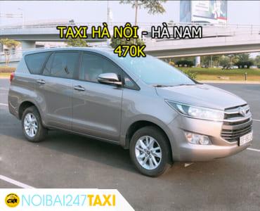 Taxi từ Hà Nội đi Hà Nam Giá Rẻ, Trọn Gói chỉ từ 470.000