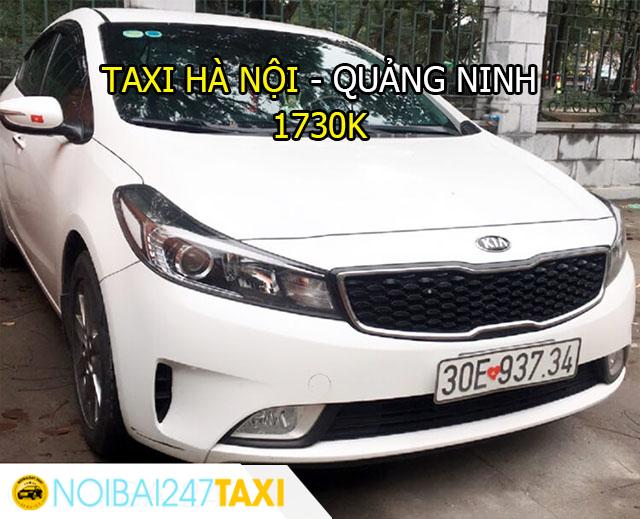 Taxi Hà Nội đi Quảng Ninh