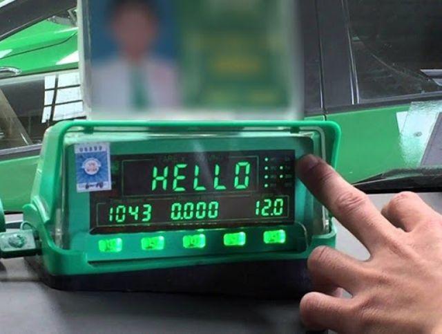 kiểm tra đồng hồ đo km khi đi Hà Nội - Ninh Bình