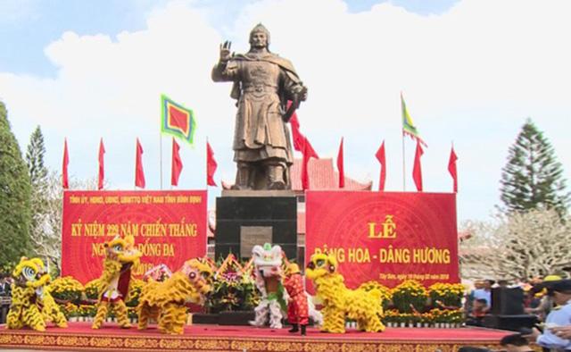 Lễ hội Đống Đa Bình Định