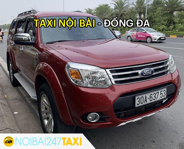 Taxi Nội Bài Đống Đa