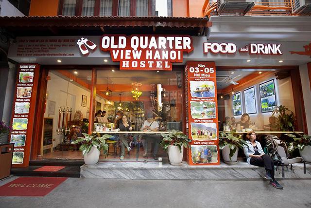 Old Quarter View Hanoi Hostel