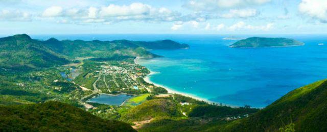 Vườn Quốc giaCôn Đảo