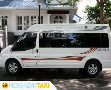 Cho thuê xe đi Hà Giang từ Hà Nội giá rẻ 5, 7, 16 chỗ