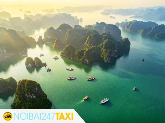 thuê xe đi Quảng Ninh 5