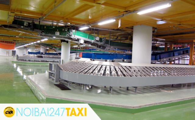 Cận cảnh nhà ga hành khách T2-11