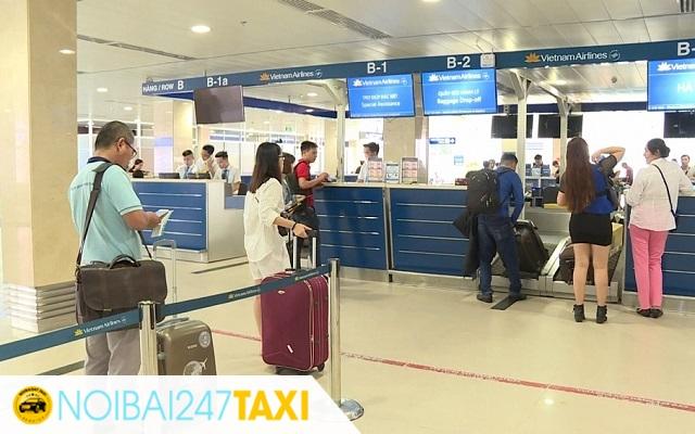 Nên ra sân bay trước bao lâu nếu check in tại sân bay