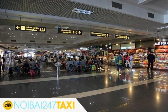 Quy trình phục vụ hành khách tại nhà ga T2
