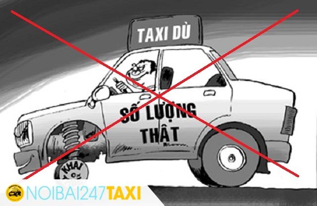 """Không lựa chọn taxi """"dù"""""""