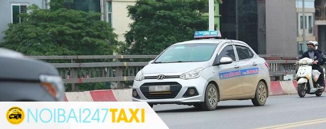 Taxi Sông Nhuệ