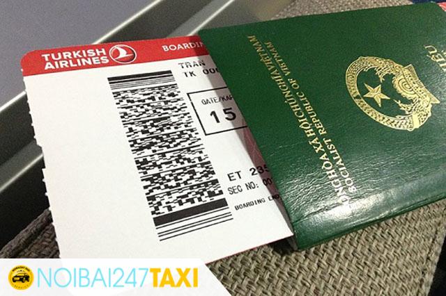Các loại giấy tờ khi bay quốc tế