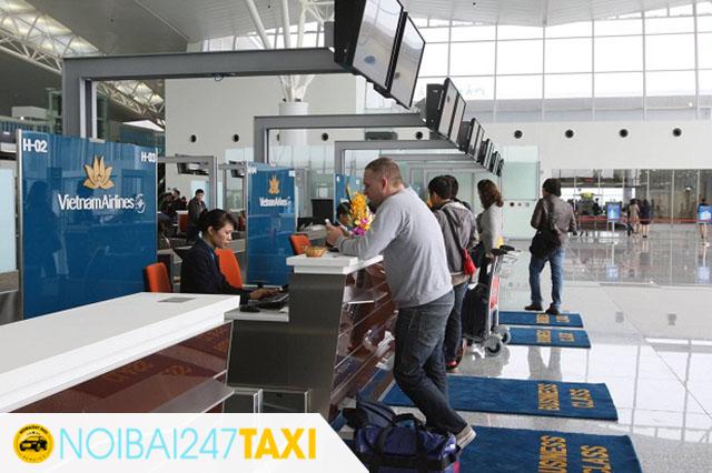 Thủ tục Check-in tại sân bay